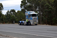 K737 - Bairnsdale Weighbridge Police Blitz, May 25, 2016