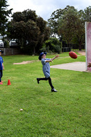 K465 - Eagle Point PS Footy Clinic, April 12, 2016