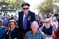 K537 - ANZAC Day - Lakes Entrance, April 25, 2016