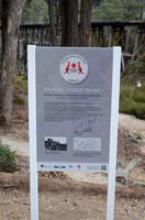 K1192 - Stony Creek Trestle Bridge Railway Plaque Unveiling, August 20, 2016