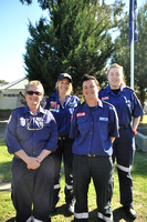 S120 - ANZAC Day - Cann River, April 25, 2016