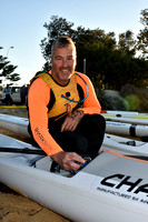 K684 - Gippsland Lakes Paddle Challenge, May 15, 2016