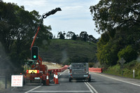 K1361 - Bunga Creek Roadworks, September 17, 2016