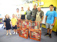K103 - Bairnsdale Men's Shed, January 29, 2016