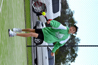 K749 - Lakes Entrance Junior Tennis, May 28, 2016