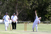 "K52 - Lind Sth Glen v Orbost ""A"" Grade Cricket, January 16"