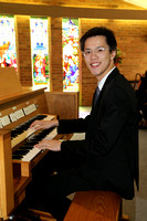 K1177 - Pipe Organ concert at Uniting Church, August 27, 2017