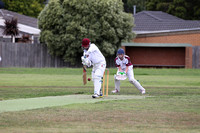 K13 - Junior Country Week Cricket, January 5