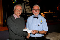 K1583 - Bairnsdale Old Time Dance Group Cheque Presentation, November 4, 2017