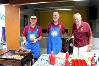 K1785 - Bairnsdale Lions Mall Barbecue, December 11
