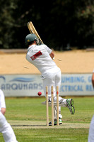 K1668 - Cricket - A Grade West Bairnsdale v Orbost, November 21