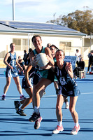 K989 - EGFNL Lindenow v Orbost Snowy Rovers A Netball, July 22, 2017