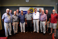K298 - Bairnsdale Probus Club New Office Bearers, March 9, 2016
