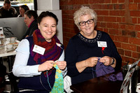 K862 - Bairnsdale World Knit in Public Day, June 18, 2016