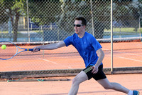 K1714 - Bairnsdale Corporate Tennis, November 27