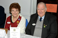 K963 - Paynesville Lions Changeover at Bairnsdale Club, July 15, 2017