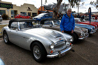 K1180 - Austin Healey Owners Club 50th anniversary, August 27, 2017