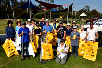K286 - Eastern Beach Clean Up Australia Day, March 6, 2016