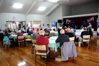 K821 - Older drivers forum, Lakes Entrance, June 8, 2016