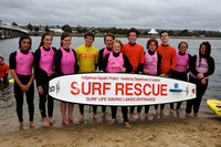 K1763 - Lakes Surf Lifesaving Bronze Camp, December 6