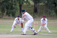 K316 - Cricket Lindenow South Glenaladale v Meerlieu A Semi Final, March 12, 2016