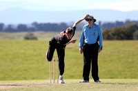 K1402 - Premier Cricket Practice Match at Meerlieu, September 24, 2016