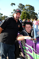 K47 - Bairnsdale Bunnings Cruise Night, January 15